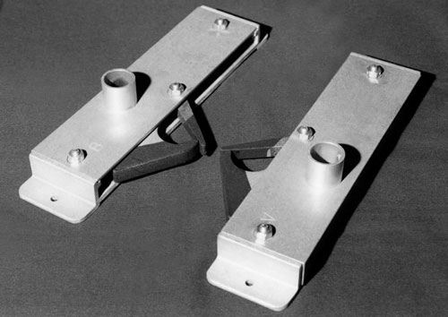 Ladder Lock Assembly From Duo Safety Ladder Corporation