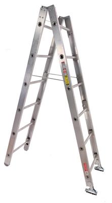 Opened Series 35-B Ladder